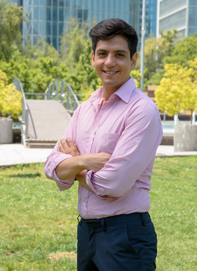 Rodrigo Gatica.