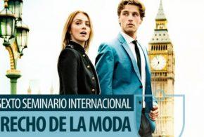 VI Seminario Internacional de Derecho de la Moda